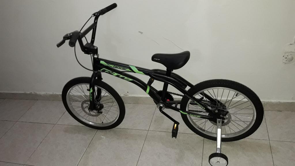 Bicicleta para Niño Como Nueva
