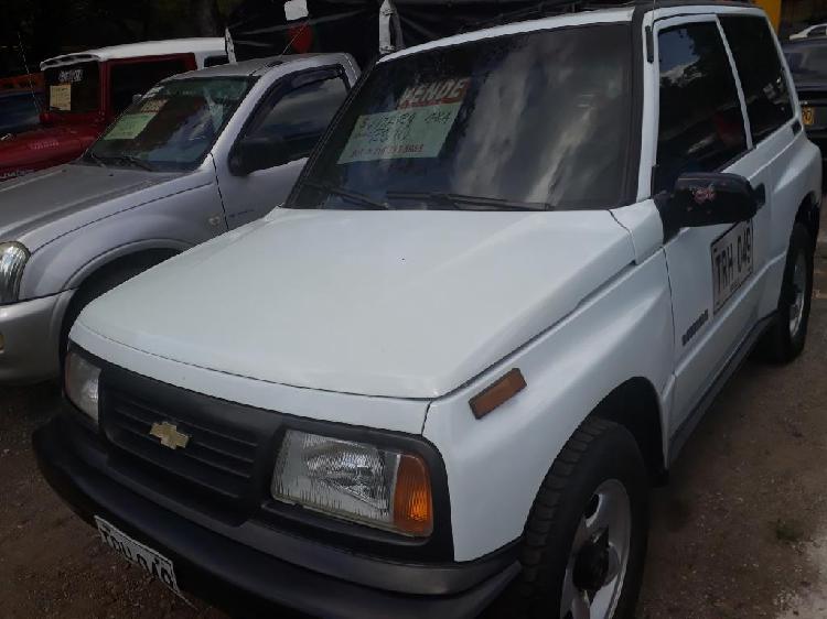Chevrolet Vitara 3 Puertas Modelo Medell U00edn