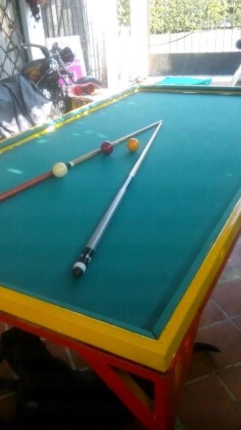 Mesa de Billar O de Ping Pong Exteriores