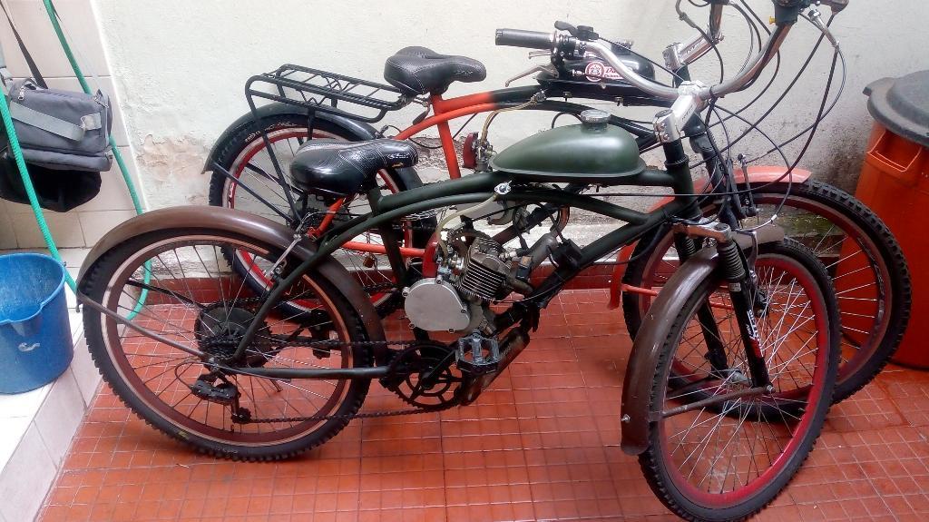 Se Vende Bicicletas a Motor a Gasolina
