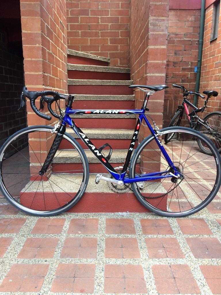 Vendo o Cambio Bicicleta de Carreras