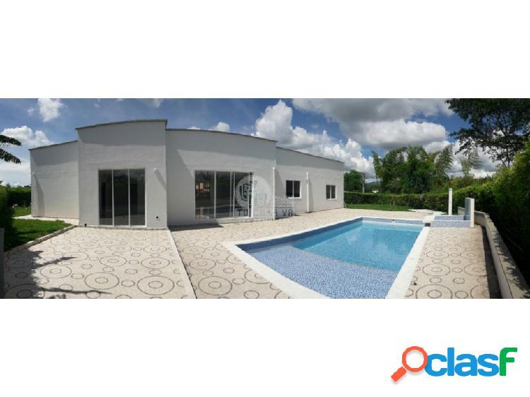 1139768 Vendo Casa Campestre Para Estrenar