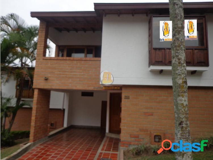 Alquiler Casa Envigado Gascuña