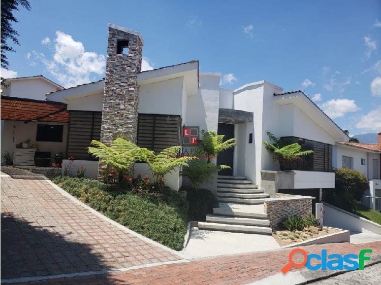 Alquiler casa conjunto Rincon del Trebol,Manizales