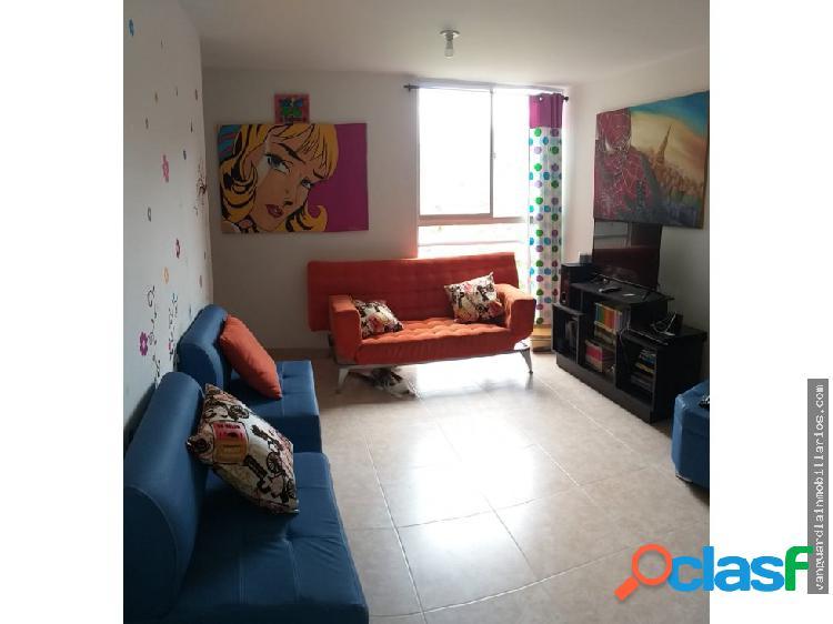 Apartamento Octavo Piso 57m2 Sector Goretti Bello