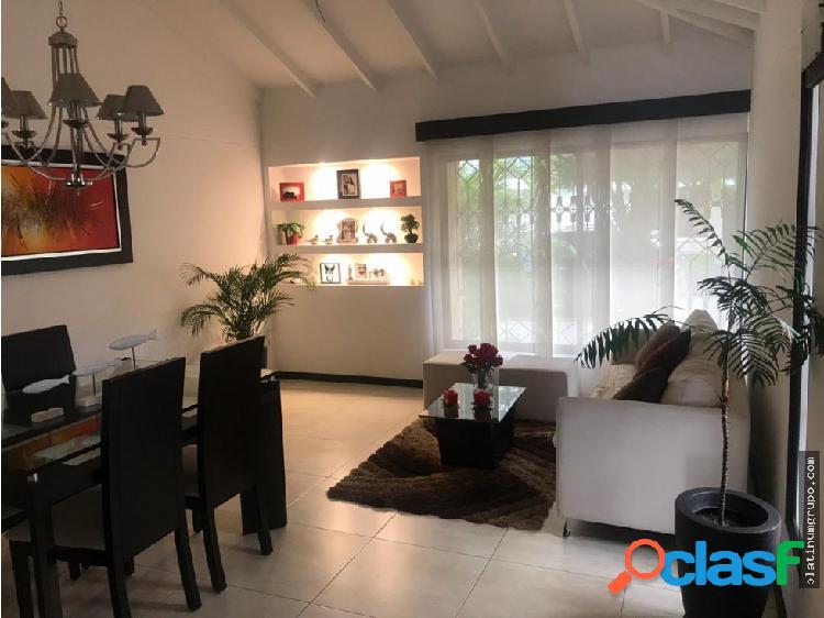 Casa externa en mayapan 1 piso (J.C)