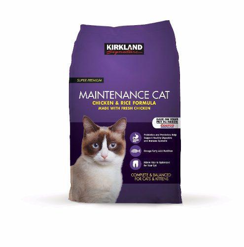 Comida Para Gato Kirkland Signature Superpremium