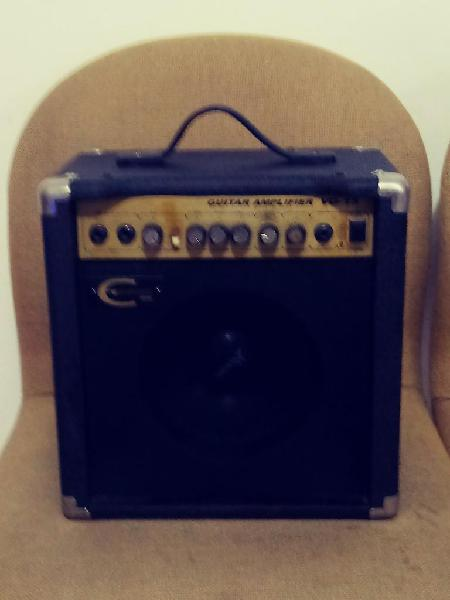 Ganga Amplificador de Guitarra Electrica