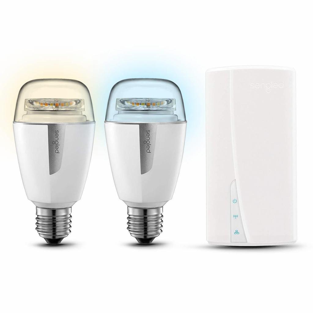 Kit Luces Sengled Smart Led Con Temperatura Luz Ajustable