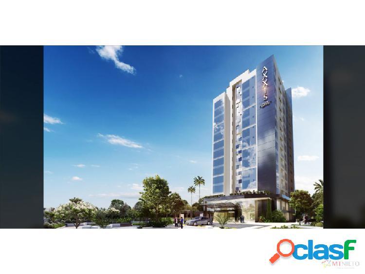 Oficina 55,30 m2 AXXIS Trade Center Armenia