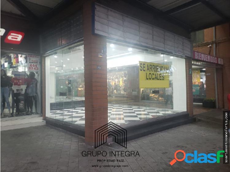 SE ARRIENDA LOCAL ESQUINERO EN ITAGUI