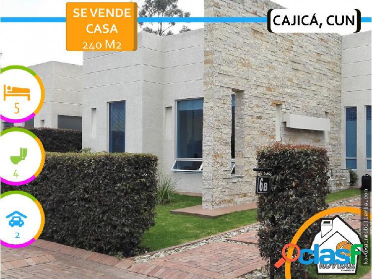 Se vende Casa en Cajicá