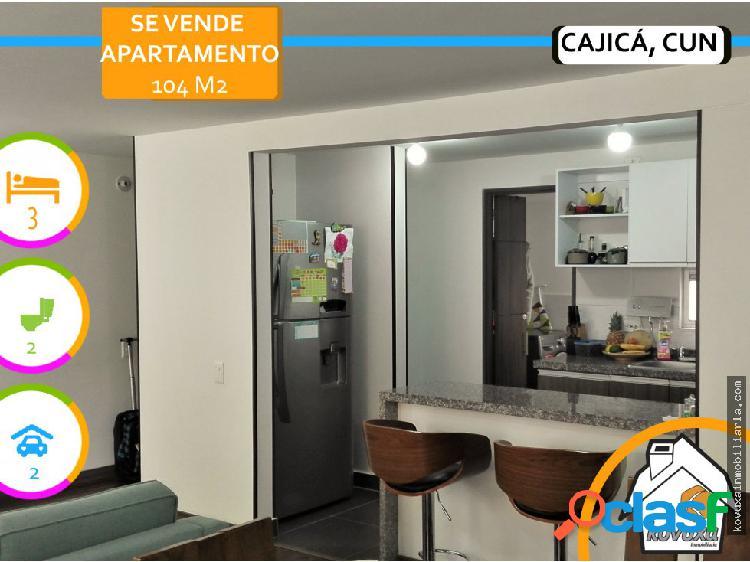 Se vende apartamento en Cajicá