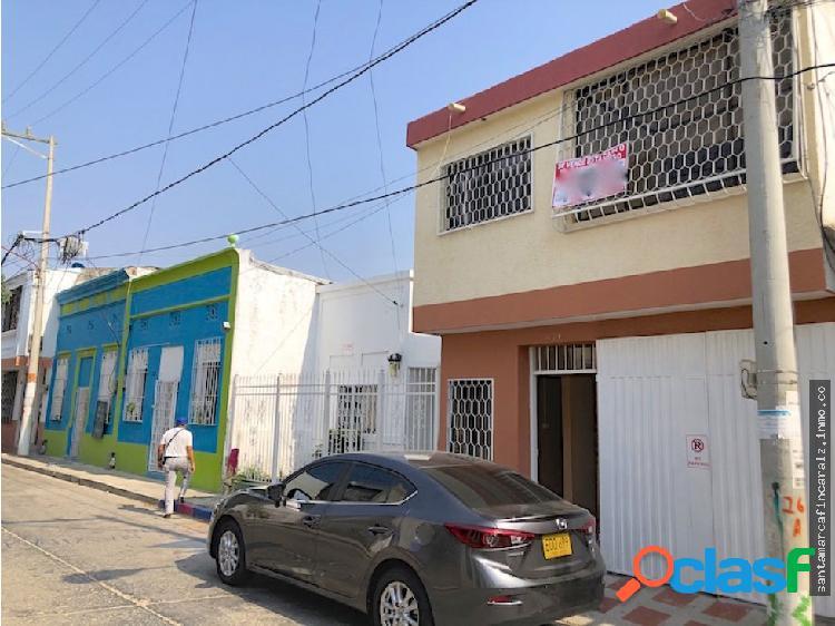 Se vende casa para negocio en Santa Marta