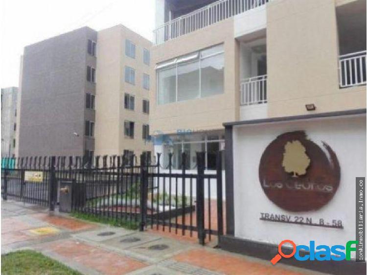 Venta de apartamento en Zipaquirá. LOS CEDROS.
