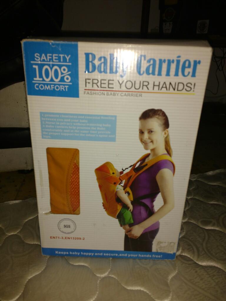 Baby Carrier Canguro para Bebé