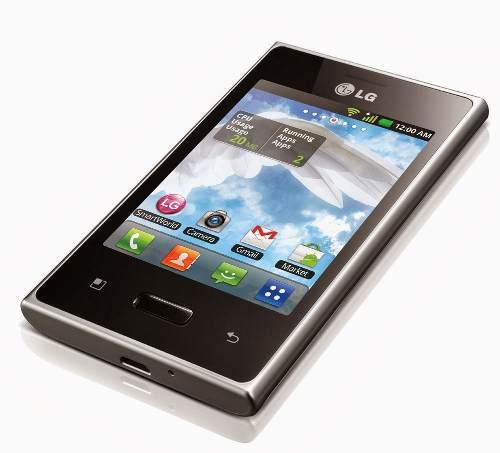 Lg L3 E400g | Android V2.3 Wifi Gps Fm 3.2mp Bluetooth + 2gb