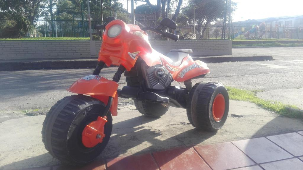 Vendo Moto electrica Niño