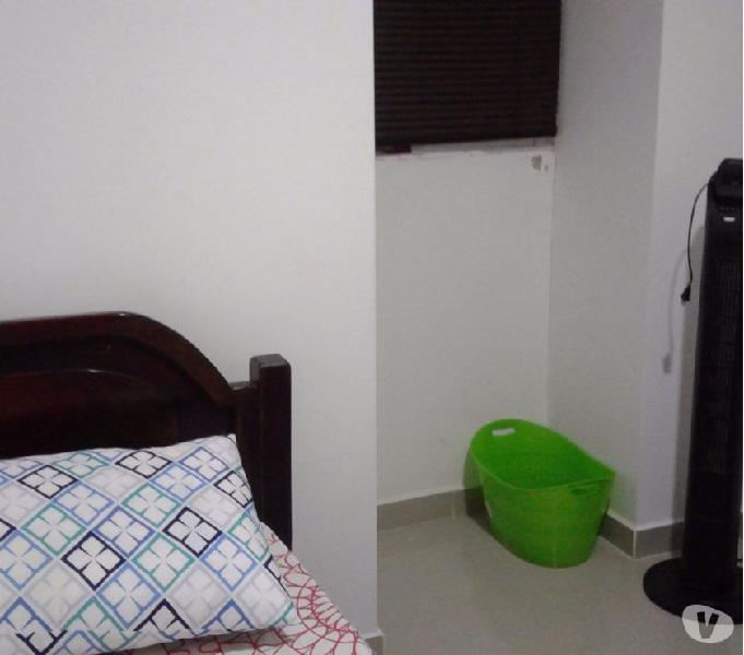 habitacion compartida o personal