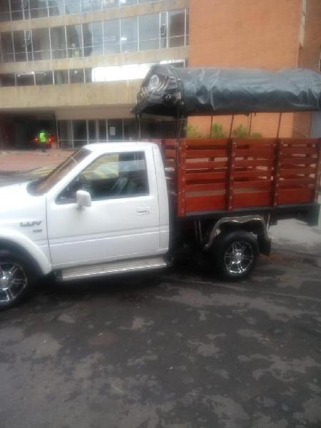 CAMIONETA CHEVROLET LUV 2300 MOD 91