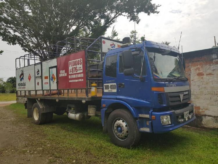 Camion Foton Auman Bj1133 Modelo 2013 En Muy Buen Estado