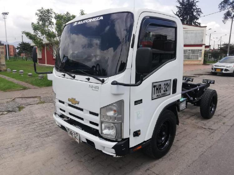 Nhr Cabinado Diesel 2.800cc