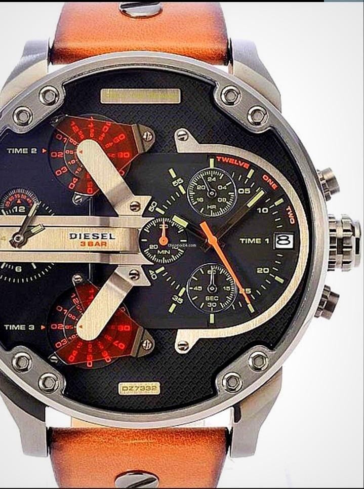 Reloj Diesel Original e Importado, Poco Uso, Impecable,