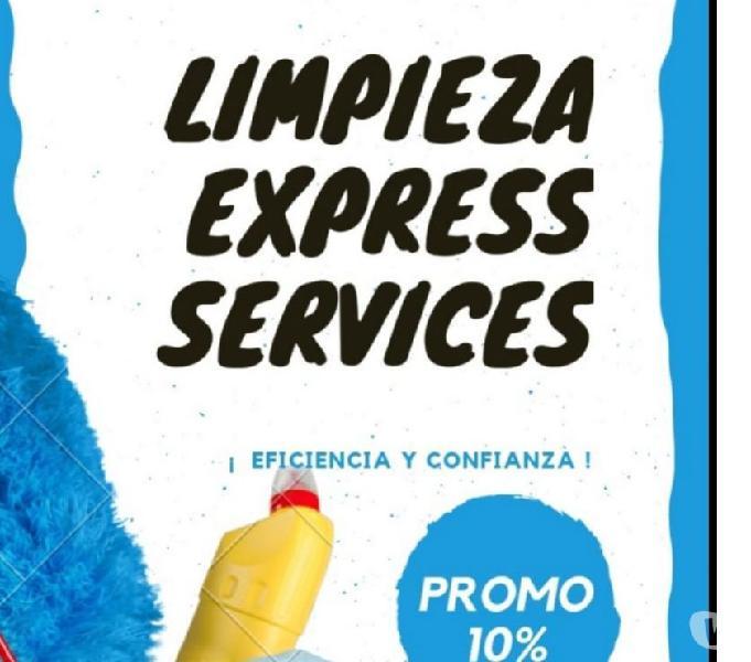 SE HACEN SERVICIO DE LIMPIEZA EN APARTAMENTOS Y OFICINAS