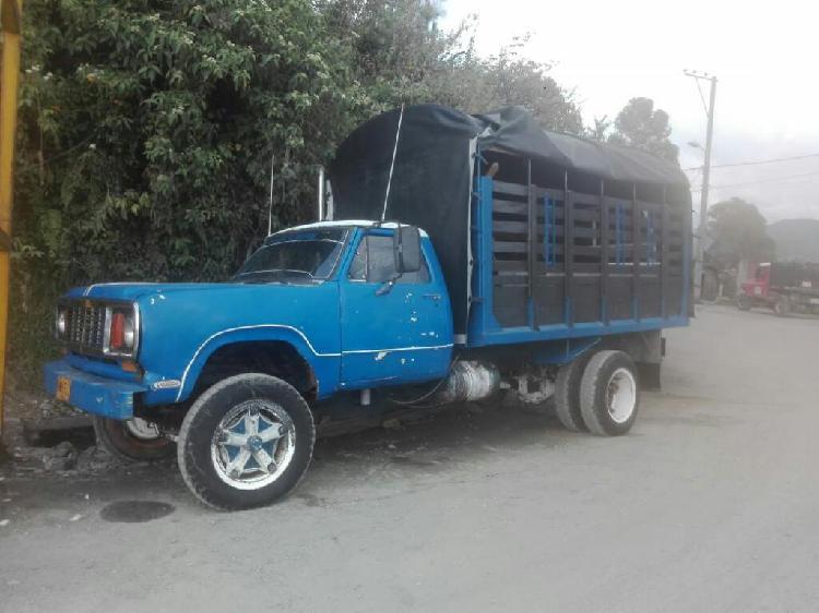 Vendo Cambio Dodge con Motor Diesel