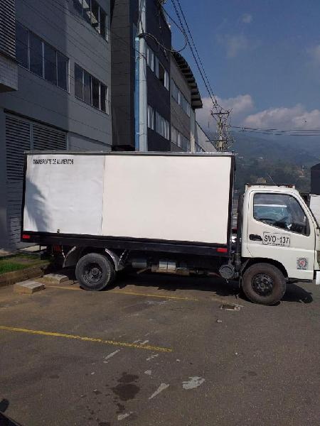 Vendo Camion Foton