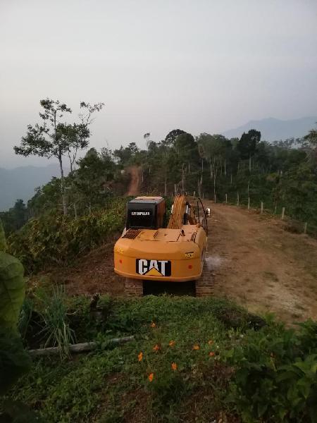 Excavadora Cat 312c