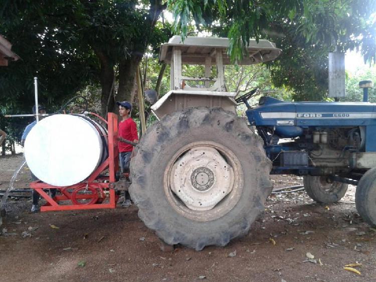 Fumigadora de Tractor