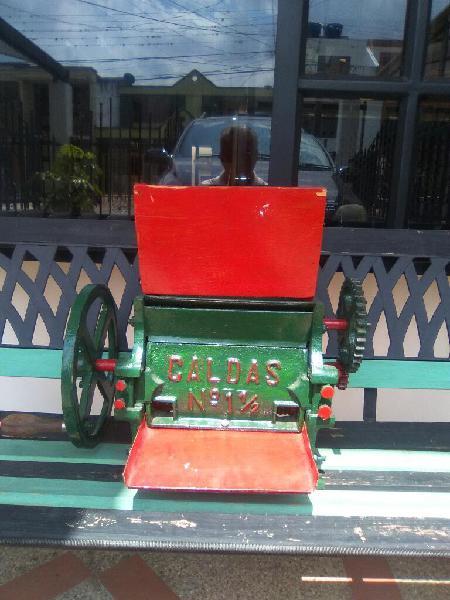 Maquina Descerezadora de Cafe Original
