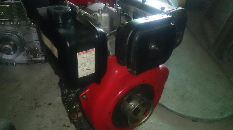Motor Diésel 10hp con Bomba de Presión 3 X 3 Pulgadas.