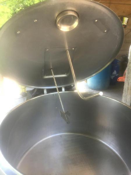 Tanque Enfriamiento de Leche Jappy 550lt