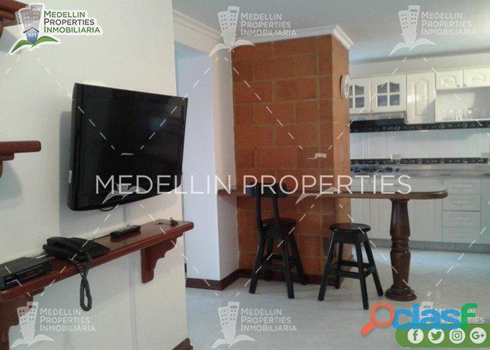Alquiler de Apartamentos Amoblados por dias en Medellin Cod:
