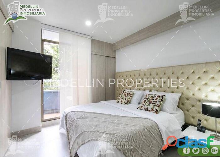Apartamentos y Casas Vacacional en El Poblado Cod: 5008
