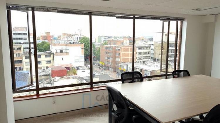 Cod. VBCYF19889 Oficina En Venta En Bogota El Lago