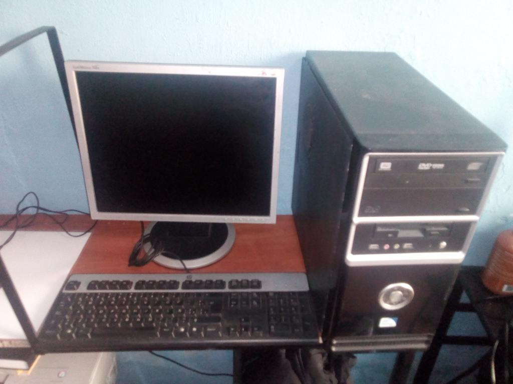 Cumputador de Mesa Dualcore