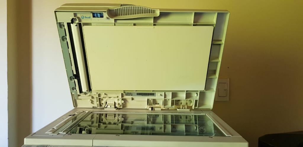 Fotocopiadora, Impresora Y Scanner