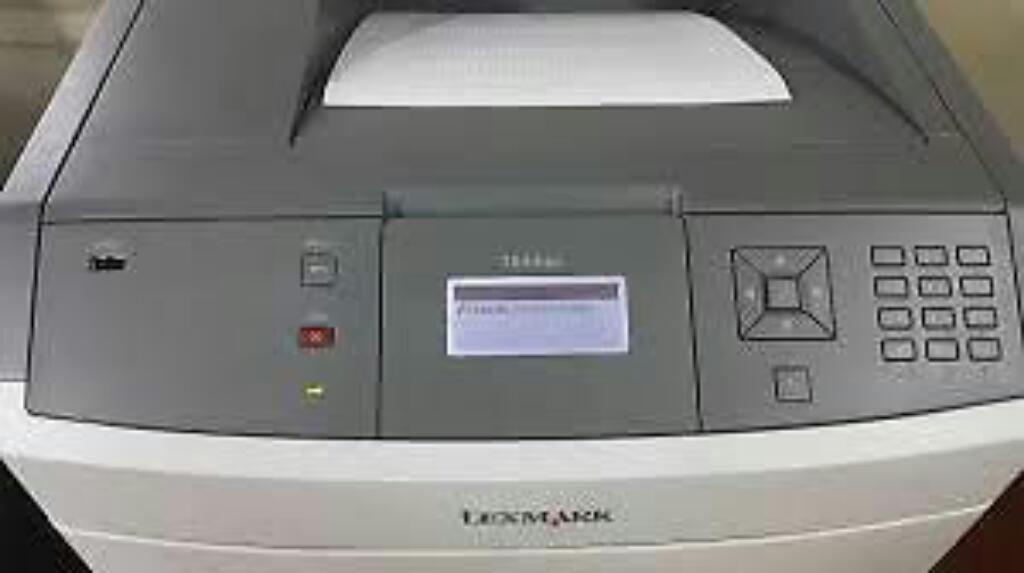Lexmark 654 Funcional