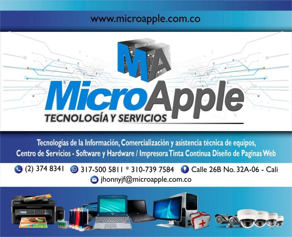 Mantenimiento y reparación de computadoras y portátiles,