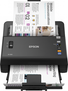 !!!SUPER PROMOCION!!!! ESCANER EPSON DS860 NUEVO, FACTURA
