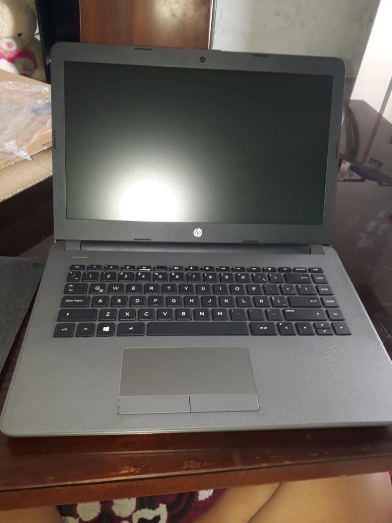 Vendo computador portatil HP