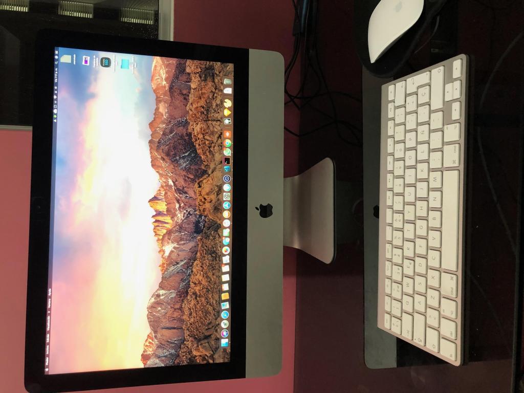 iMac  Procesador Intel Core i5 8Gb Ram Disco Estado