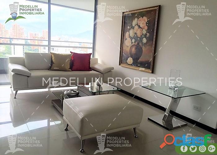 Alquiler de Apartamentos Amoblados en Medellín Cód.: 4936