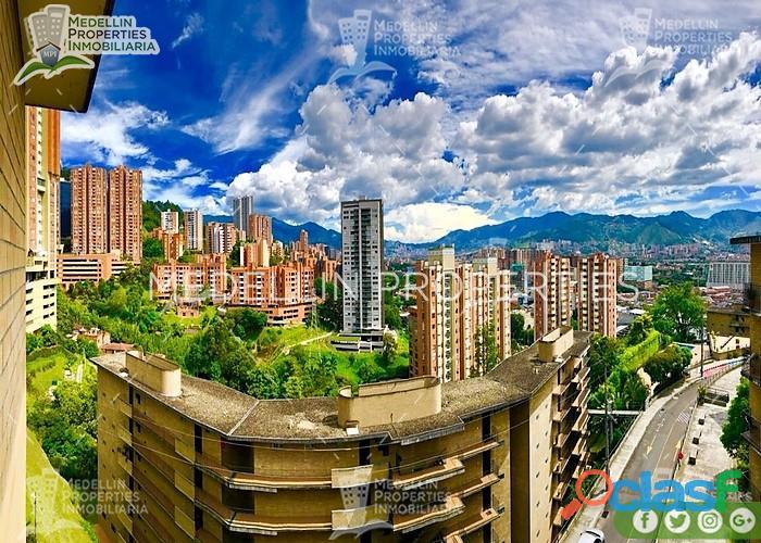 Alquiler de Apartamentos Amoblados en Medellín Cód: 4944