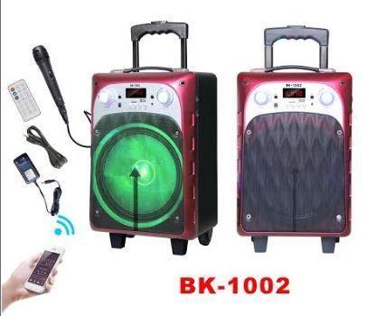 Cabina De Sonido Parlante Portátil Recargable Bluetooth Y