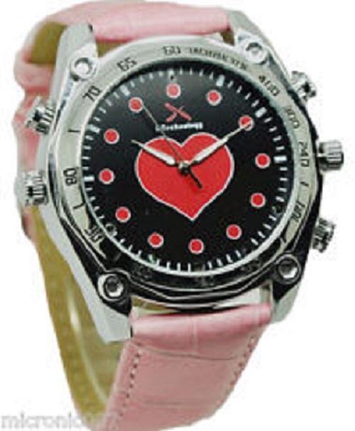 ML10 Camara Reloj Pulso Mujer Espia V.nocturna Fullhd p