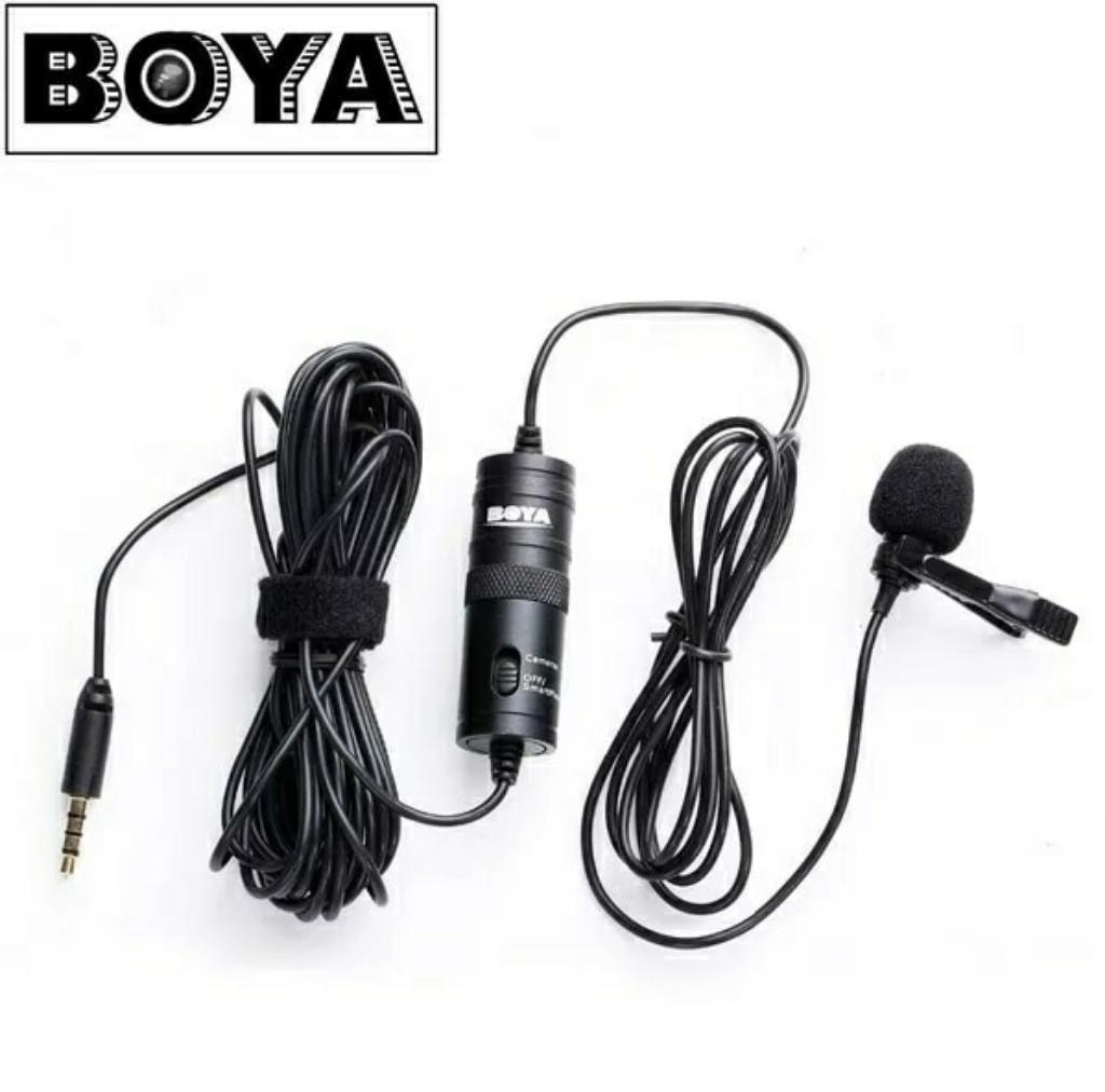 Micrófono de Solapa Bym1